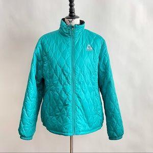 Gerry Zip Up Puffer Jacket Size XL